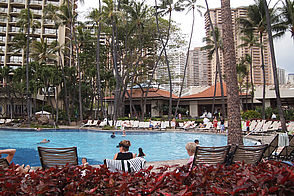 Foto: Hilton Hawaiian Village - Oahu.