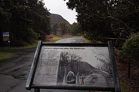 Fotos: Der Devastation Trail am Kilauea - Big Island.