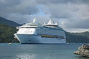 Die Voyager of the Seas von Royal Caribbean