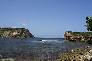 Foto: Port d'Enfer - Guadeloupe