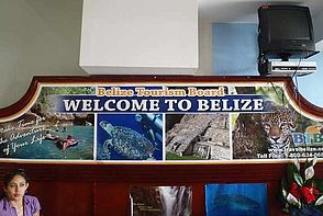 Tourist Info in Belize City