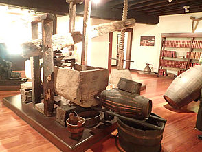 Foto: Museum in der Madeira Wine Company