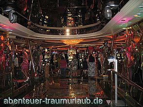 Foto: Bord Casino der Voyager of the Seas.