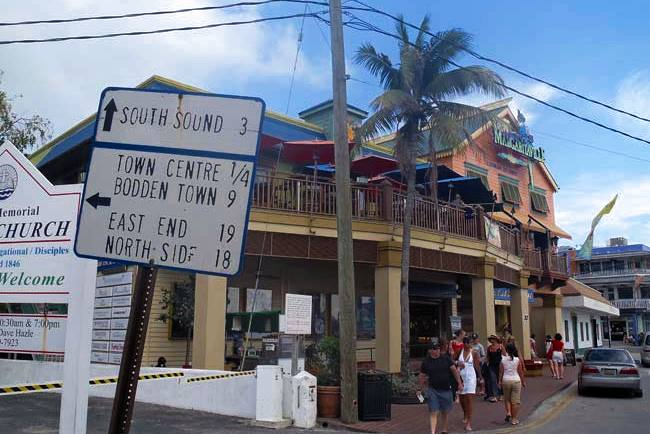 Foto: Geogrge Town - Grand Caymans.